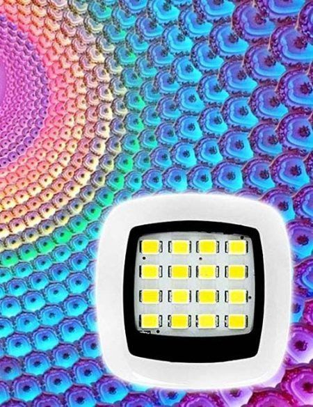 leddecolores-eficiencia energetica con luces LED
